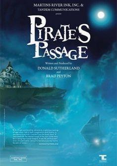 Un joven estudiante de Grey Rocks, en Nueva Escocia, buscar la ayuda de un pirata imaginario para que le apoye en su lucha contra unos matones de su colegio.