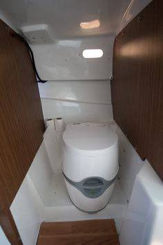 The Theta curve porta toilet. Great toilet but honestly a bit tall for the boat.