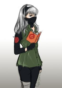 Genderbend Kakashi