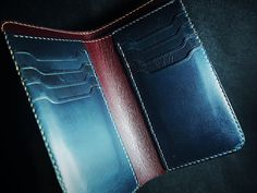Size X mm Space : 8 card slots, slots, 1 cash pocket Outer Leather :Horse butt leather/custom choose Inner Leather :Horse butt leather/custom choose Sewing : 832 Amy Roke Made from: Hand made in Hong Kong Leather Products, Handmade Leather, Hong Kong, Amy, Horses, Pocket, Wallet, Space, Sewing