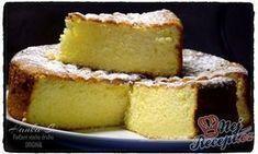Citrónová babeta | NejRecept.cz Breakfast Recipes, Dessert Recipes, Perfect Breakfast, Something Sweet, Food Hacks, Vanilla Cake, Sweet Recipes, Cheesecake, Deserts