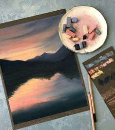 59 ideas beautiful art drawings inspiration artworks chalk pastels for 2019 Painting Inspiration, Art Inspo, Oil Pastel Art, Chalk Pastel Art, Oil Pastel Paintings, Pastel Artwork, Oil Pastel Drawings, Drawing With Pastels, Drawn Art