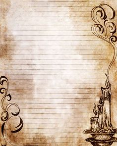 Blank Pages For Your Book Of Shadows from Grimoire Of The Modern Witch