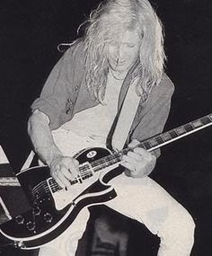 Steve Clark, guitarist for Def Leppard, was found in his London flat with a high level of alcohol in his system, along with pain killers. He was very talented and greatly missed.