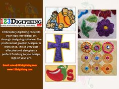Embroidery Digitizing, Working On It, Graphic Designers, Badges, Make It Simple, Your Design, Digital Art, Kids Rugs, Website