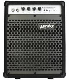 Warwick Bass Guitar Amplifier BC 20 A series of compact amplifiers for Bass instruments like nothing you have..Rs. 7075 / $130.82