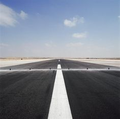 NAOMI LESHEM Runway , 2007  Chromogenic print  47.25 x 47.25 inches  120 x 120 cm  Edition of 5