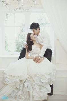 Korea Pre-wedding Photo Studio No.38 | Korean Wedding Photo - IDO WEDDING