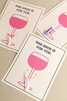 Super Cute for a Ladies Wine Party! DIY Barbie Shoe Wine Charms!