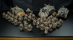 Gallery: My Iron Warrior Army | POWERFISTED