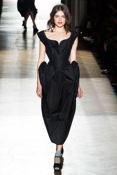 Vivienne Westwood at Paris Spring 2015
