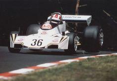 Rolf Stommelen (RAM Racing) Brabham BT44B - Ford