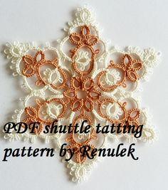 my pattern:  https://www.etsy.com/listing/452730002/pdf-original-shuttle-tatting-pattern