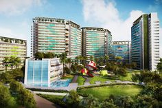 From Broadway Malyan, the same urban planners that created Azure Urban Resort Residences and Acqua Private Residences, Commonwealth by Century will take its place as one of the most beautiful residential masterplans ever created for Quezon City. Private Property, New Property, Property Prices, Property Listing, Quezon City, Luxury Condo, Real Estate Development, Commonwealth, Condominium