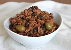 Cuban Picadillo is basically a sloppy joe without the bun. But picadillo has a little more pizzazz, thanks to the sweet and piquant flavor combination of raisins and olives simmered with ground beef and tomato sauce. Picadillo is home cooked comfort food, the type of easy weeknight meal that both kids and adults love. Like […]