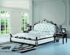 Barock-Design-Leder-Bett-180x200-Carmine-von-Nobelli