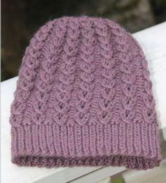 Strikket lue inspirert av Kari Traa sin kolleksjon (DAMER-for faen) Knitted Hats, Winter Hats, Knitting, Design, Fashion, Caps Hats, Tejidos, Knit Hats, Moda