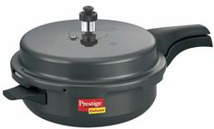 Hard Anodised Pan Pressure Cooker