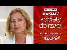 Tutorial gościnny: Makijaż kobiety dojrzałej - Karolina - YouTube Manicure, Make Up, Youtube, Fashion, Nail Bar, Moda, Nails, Fashion Styles, Polish