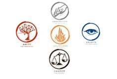 5 divergent factions - Google Search: