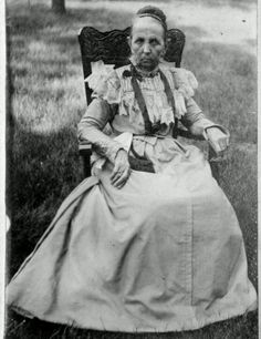 Wemt with husband to Civil War to nurse the sick and wounded. Captured by Confederates three times.