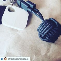 Love that usb keychain too! #power #tiledit  #Repost @officialsabetghadam  In perfect harmony! #tile #tiledit #nativeunion #keycable #tiledit  www.thetileapp.com