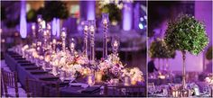 Reception Design at Hall of Springs Photography: Servidone Studios