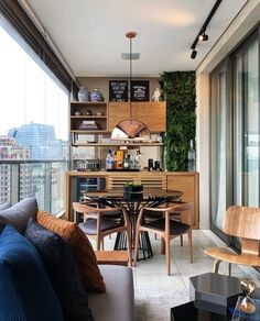 Understanding Mini Bar Design Ideas Some balconies are made to compliment the present home design and decor. When it has to do with designing an outdoor balcony, the chances are endless! Garden balconies do not need a huge footprint to… Continue Reading → House, Home, Small Bars For Home, Bars For Home, House Interior, Home Deco, Mini Bar, Interior Design, Apartment Balcony Decorating