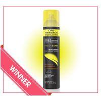 2014 Real Woman Beauty Award Winner -- Best Dry Shampoo: TRESemme Fresh Start Volumizing Dry Shampoo