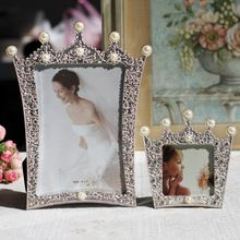 Crown Shaped Photo Frame Wedding Picture Frame(China (Mainland))