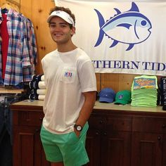 Southern Tide should be on every guy's wish list this Christmas.  www.shopsandestin.com