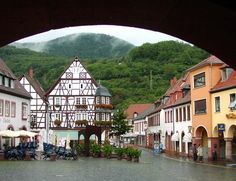 Annweiler Germany, one of my favorite day trips.