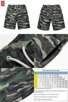 [Visit to Buy] Board shorts men 2016 summer new sweat boardshorts mens hawaiian shorts gym fitness shorts man joggers praya mayo de bain A1 #Advertisement