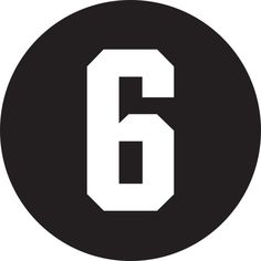 images of number 6 | To save this free picture of the number six simply right click on it ...