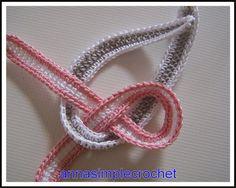 Annasimplecrochet: Bracelet