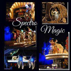 Spectro Magic Parade in Magic Kingdom Walt Disney World. A true classic fan favorite!