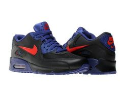 watch c1df5 d9c54 Nike Air Max 90 (GS) Boys Running Shoes 307793-059 « Shoe Adds