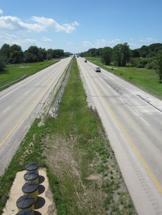 I-74 High Tension Cable Median Barrier - McDonough-Whitlow, P.C.