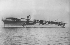 """The IJN Carrier """"Zuikaku"""""""