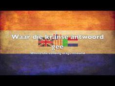 Die Stem van Suid-Afrika (Afrikaans/English Subtitles)