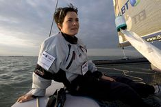 Here's our pick of some of the most inspiring yachtswomen. Who's your inspiration?