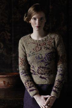 Love this! -- Armenia pattern by Marie Wallin