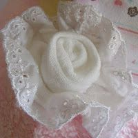 Carol's Crafty Corner: sock roses