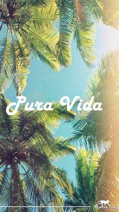 Pura Vida Pinterest! https://www.costaricamonkeytours.com/costarica-travelguide/culture/