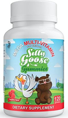 MEGA Multivitamin  Kosher Healthy Complete Gummy Vitamins For Kids  23 Essential Vitamins  Minerals  No Artificial Flavors Or Colors  120 Ct 60 Day Supply * Read more  at the image link.