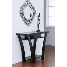 Furniture of America Shinway Modern Console Table (
