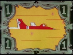Roger Ramjet He's the man!
