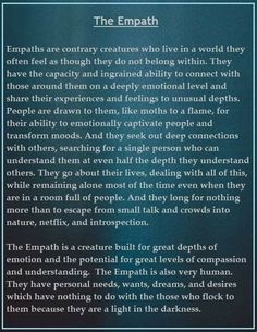 And when you're claircognizant you feel energies of certain groups of people. Right now it's the divine masculine 😞 Psychic Empath, Intuitive Empath, Empath Traits, Empath Abilities, Psychic Abilities, Sensitive People, Highly Sensitive Person, Infj Personality, Found Out