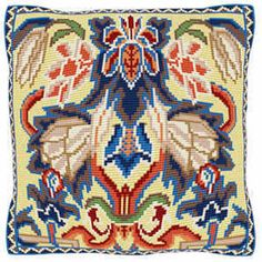 Sandon - Cross Stitch (printed canvas)