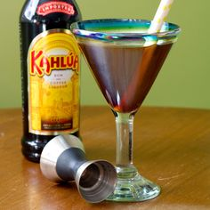 Kahlúa Moonshine Martini